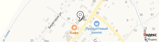 Интерьер на карте Шебалино