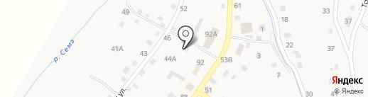 Эльбрус на карте Шебалино