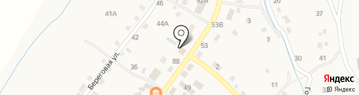 Банкомат, АКБ МОСОБЛБАНК на карте Шебалино