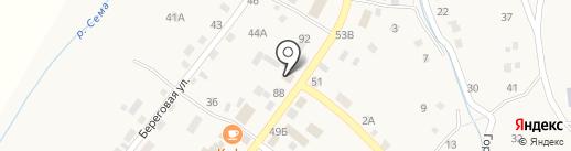 Quickpay на карте Шебалино