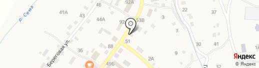 Совкомбанк на карте Шебалино