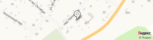 Алтай-Теплосервис на карте Шебалино