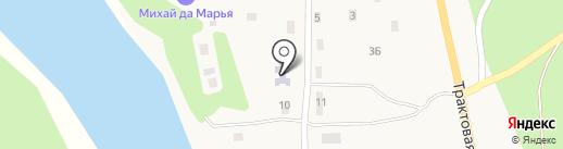 Усть-Семинская начальная школа-детский сад на карте Усть-Семы
