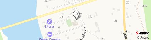 Фельдшерско-акушерский пункт на карте Усть-Семы