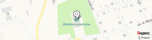 Центральная городская библиотека №1 на карте Салаира