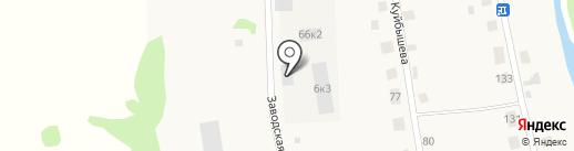Контур на карте Аи