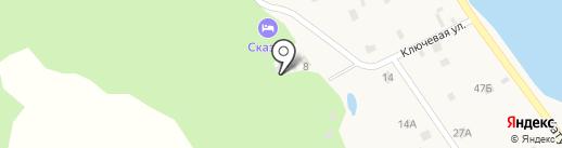 Биллау на карте Аи