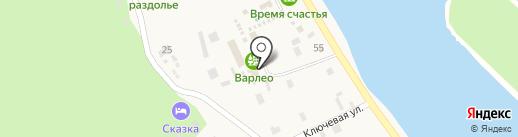 Волна на карте Аи