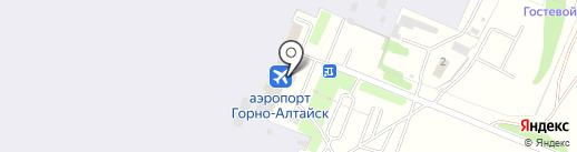 Бодрый день на карте Маймы