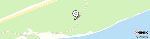 Каро на карте Алтайского края