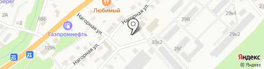 Жестяной цех на карте Маймы