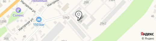Высота+ на карте Маймы