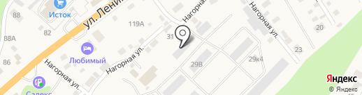 Горно-Алтайский Агроснаб на карте Маймы