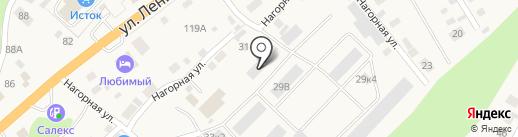 Торговая компания на карте Маймы