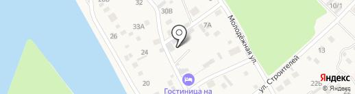 СтройАрсенал на карте Маймы