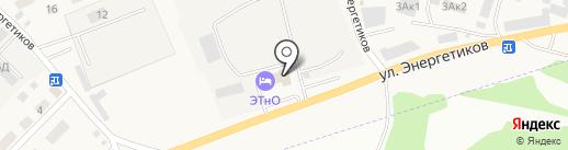 Тихий дворик на карте Маймы