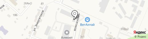 АгроЦентр на карте Маймы