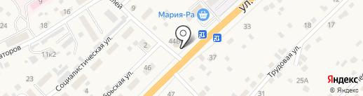 Qiwi на карте Маймы