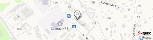 Майминская центральная районная библиотека на карте Маймы