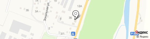 Горно-Алтайхолод на карте Маймы