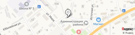 Караван на карте Маймы