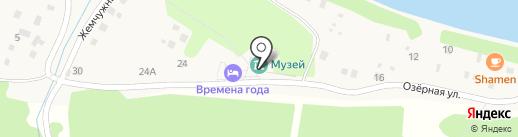 Сельский клуб на карте Аската