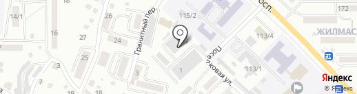 Мир инструмента и крепежа на карте Горно-Алтайска