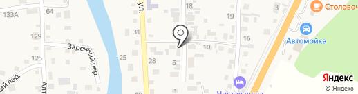 Валютер на карте Маймы
