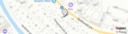 Автоспас-Спецтехника на карте Горно-Алтайска