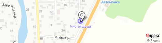 Елена на карте Маймы
