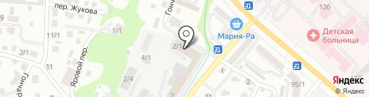RelaxMax на карте Горно-Алтайска
