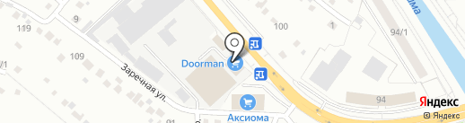 Doorman на карте Горно-Алтайска