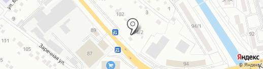 Городской союз индивидуальных автопредпринимателей на карте Горно-Алтайска