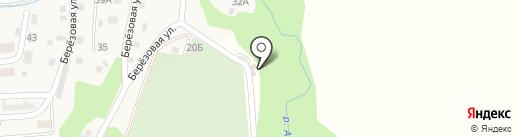 Харон на карте Маймы