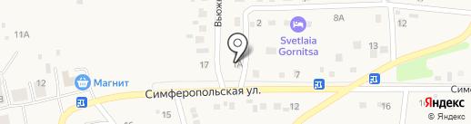 Строительная компания на карте Кемерово