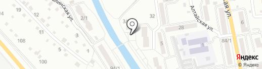 Like на карте Горно-Алтайска