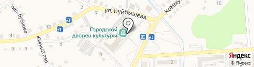 СтартУМ на карте Гурьевска