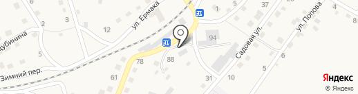 Автосервис на карте Гурьевска