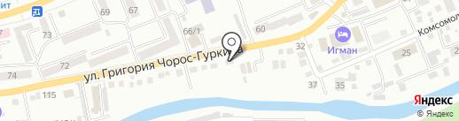 Монтажная компания на карте Горно-Алтайска