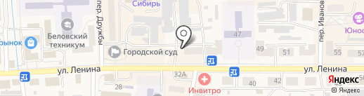 Хмельнoff на карте Гурьевска