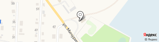 Питстоп АВТО на карте Гурьевска