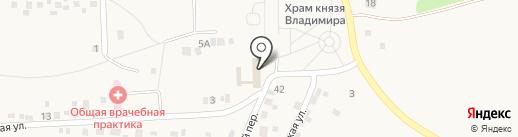 Продовольственный магазин на карте Кемерово