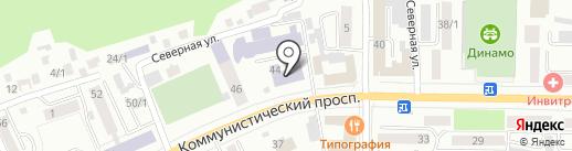 Общественная приемная председателя партии Единая Россия Д.А. Медведева на карте Горно-Алтайска