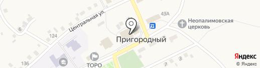 Мария-Ра на карте Пригородного