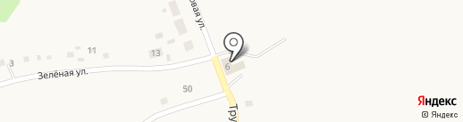 Фортуна на карте Пригородного