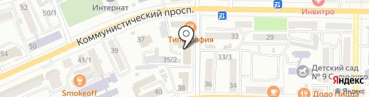 Yes! на карте Горно-Алтайска