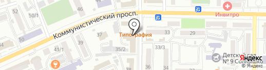 El`Gran на карте Горно-Алтайска
