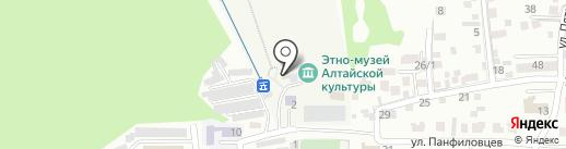 Динамичные технологии на карте Горно-Алтайска