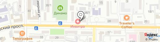 Fusion lounge на карте Горно-Алтайска