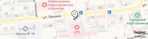 Часовня Святого Иоанна Русского на карте Гурьевска